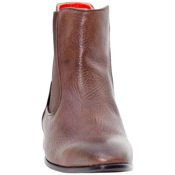 Remo Brown Buffalo Skin Beatles Boots  thumb #2