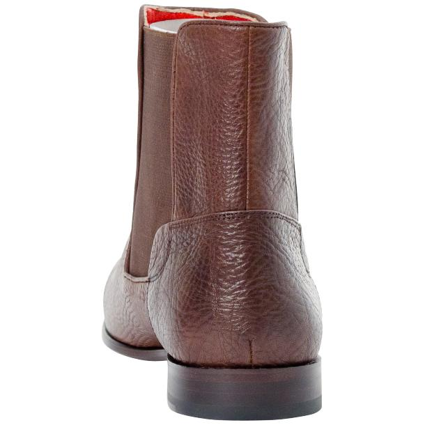 Remo Brown Buffalo Skin Beatles Boots  thumb #4