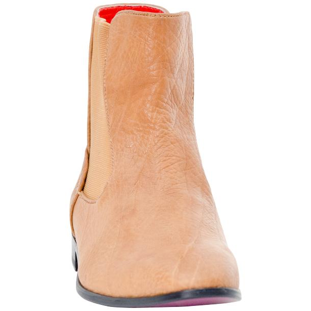 Remo Tan Buffalo Skin Beatles Boots thumb #2