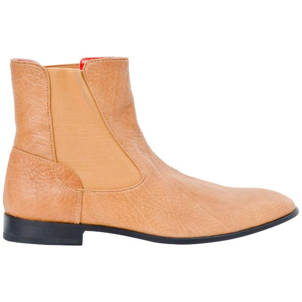 Remo Tan Buffalo Skin Beatles Boots thumb #3