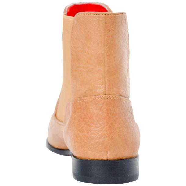 Remo Tan Buffalo Skin Beatles Boots thumb #4