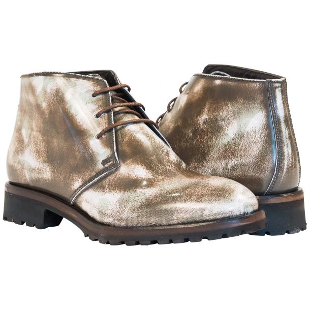 Jules Brown Spray Paint Desert Chukka Boots full-size #1