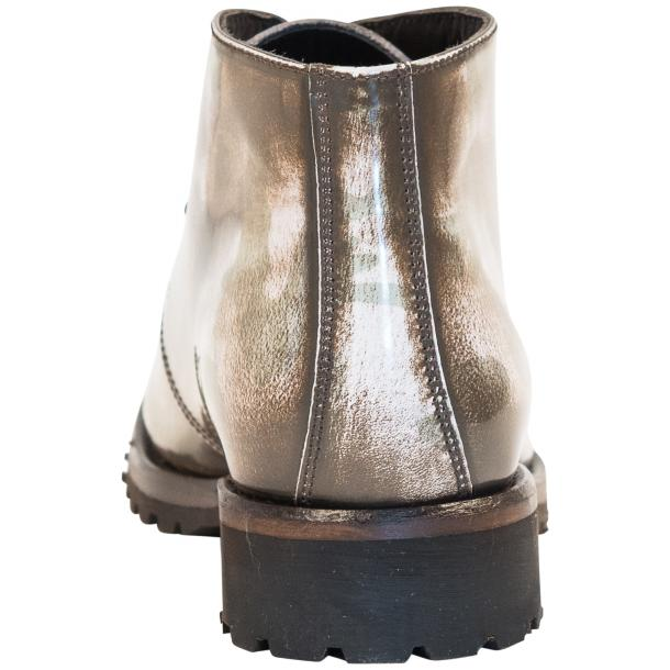 Jules Brown Spray Paint Desert Chukka Boots thumb #5