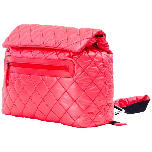Gina Hot Pink Hand Backpack  thumb #1