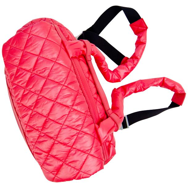 Gina Hot Pink Hand Backpack  thumb #2