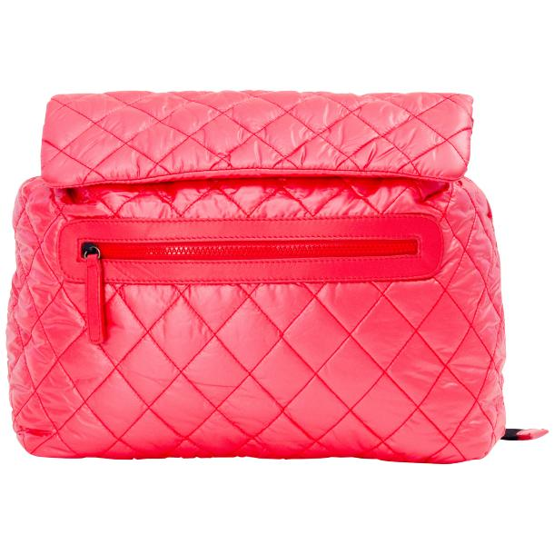 Gina Hot Pink Hand Backpack  thumb #4