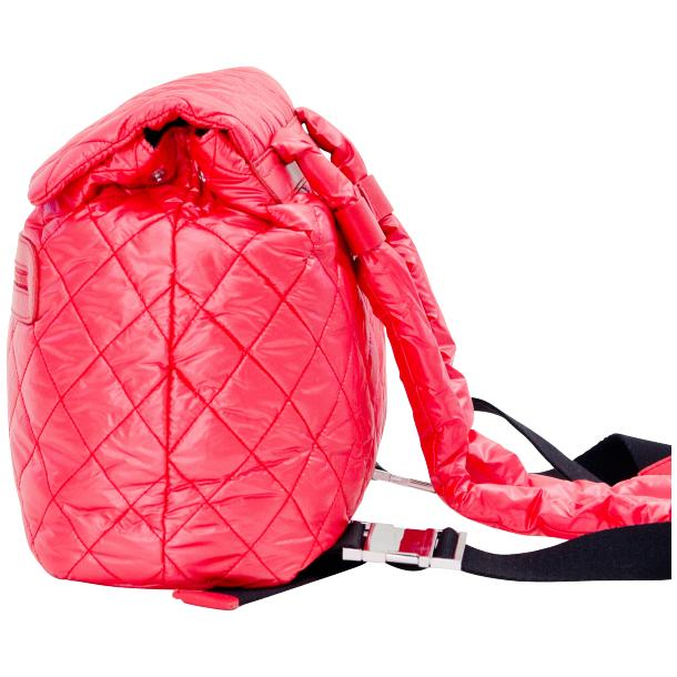 Gina Hot Pink Hand Backpack  thumb #3