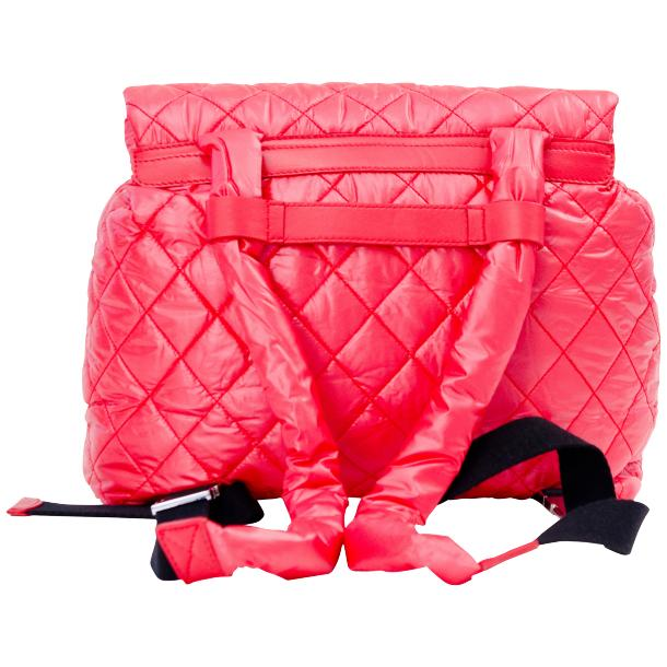 Gina Hot Pink Hand Backpack  thumb #5