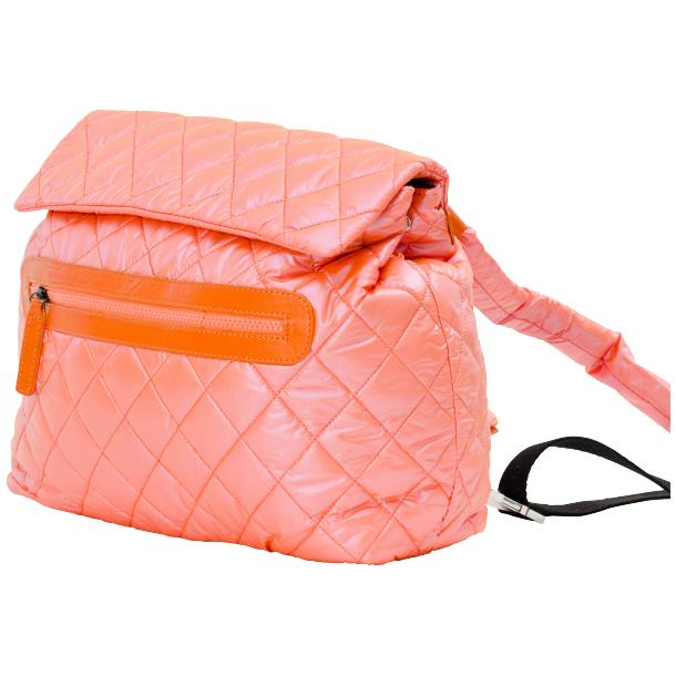 Gina Baby Pink Hand Backpack full-size #1