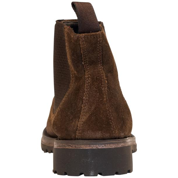 Zach Brown Suede Chelsea Pull on Boots  thumb #5