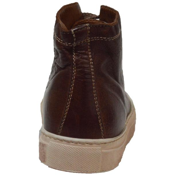 Heidi Dip Dyed Brown High Top Sneaker  thumb #3
