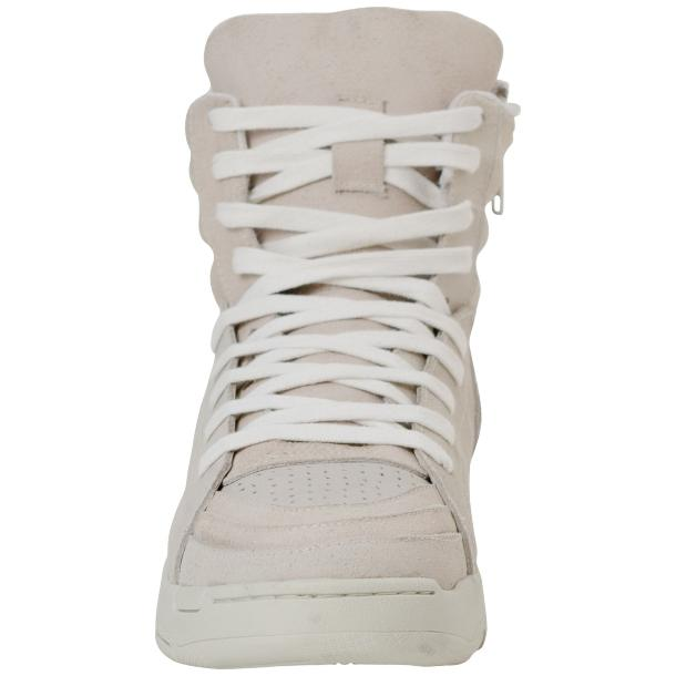 Breakin' Royal White Suede full-size #3