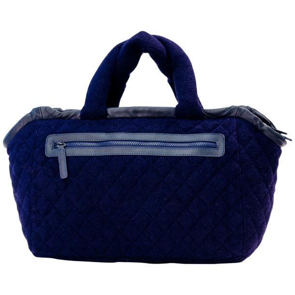 Abby Blue Purple Handbag full-size #4