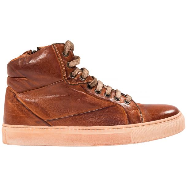 Kim Dip Dyed Coker Nappa Leather High Top Sneaker thumb #4