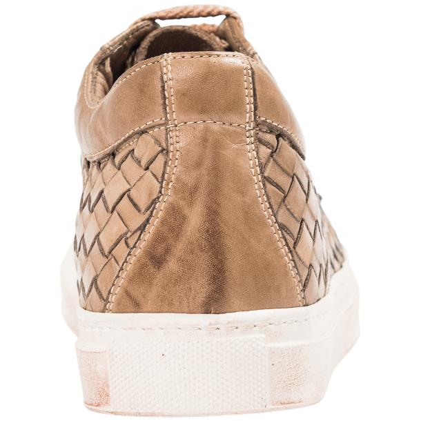 Veronica Dip Dyed Rope Hand Woven Low Top Sneaker  thumb #5