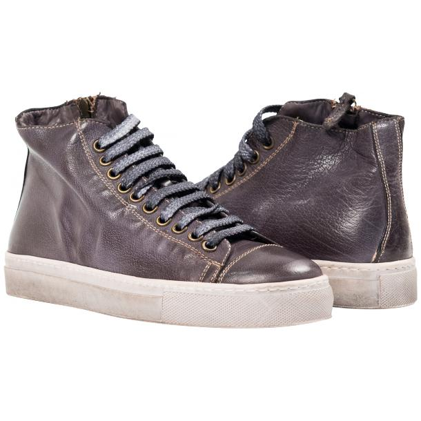 Lacey Dip Dyed Stone High Top Sneaker full-size #1