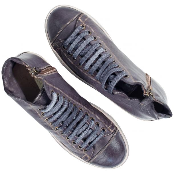 Lacey Dip Dyed Stone High Top Sneaker thumb #2