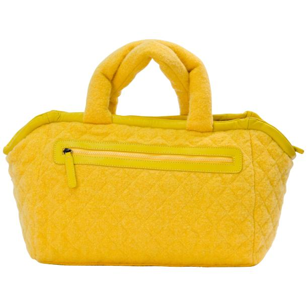 Abby Yellow Handbag thumb #4