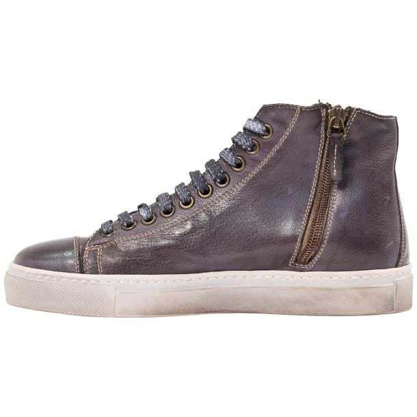 Lacey Dip Dyed Stone High Top Sneaker thumb #6