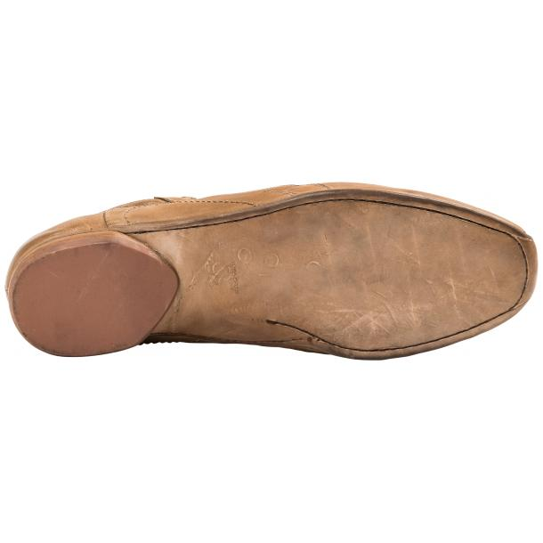 Bradley Beige Dip Dyed Leather Sole  thumb #6
