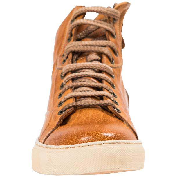 Kim Dip Dyed Brick Nappa Leather High Top Sneaker thumb #3