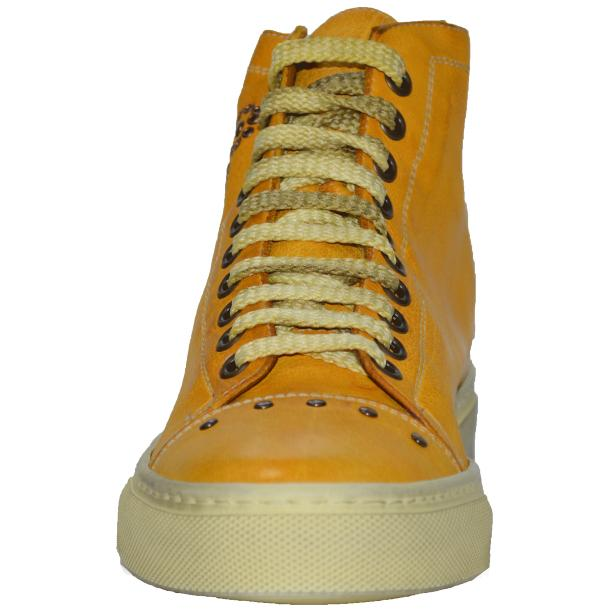 Misty Dip Dyed YellowHigh Top Sneaker thumb #2