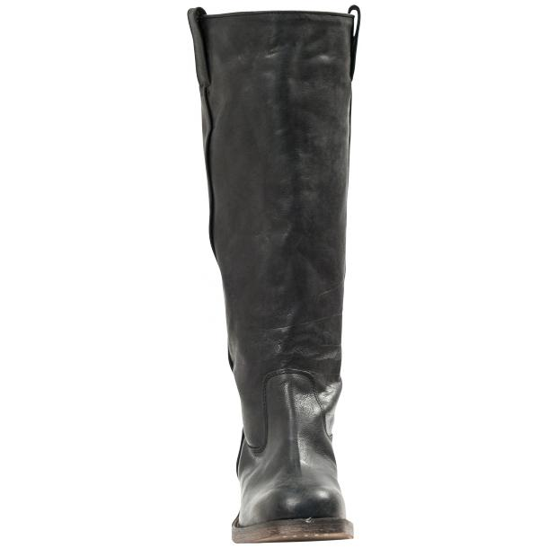 "Arya Black ""Nero"" Nappa Leather Tall Boots thumb #2"
