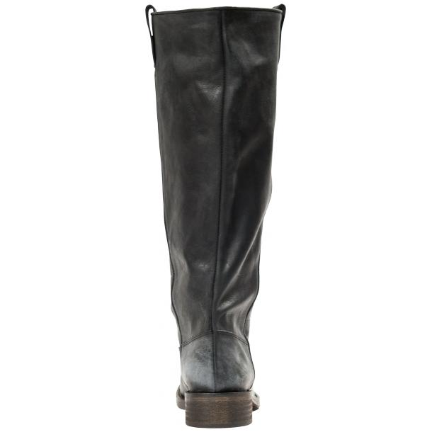 "Arya Black ""Nero"" Nappa Leather Tall Boots thumb #3"