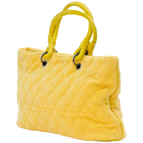 Lily Baby Yellow Totebag full-size #1