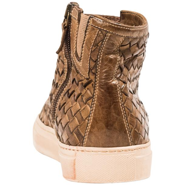 Cole Dip Dyed Moor Hand Woven High Top Sneakers thumb #6