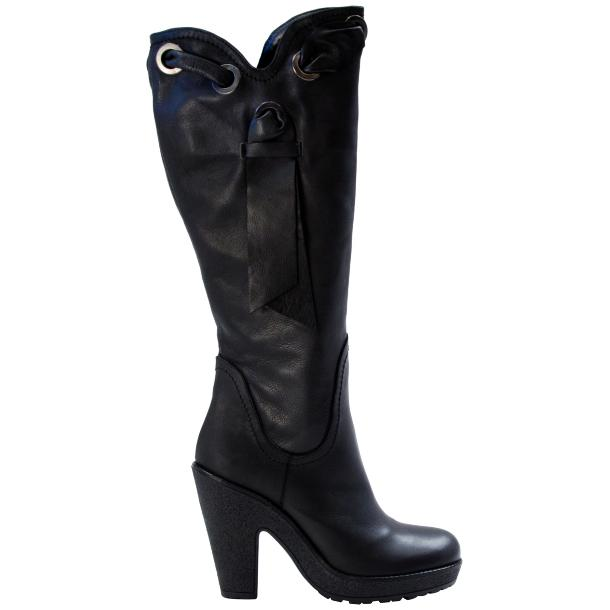 Laura The City- Friend Boot - Black full-size #2