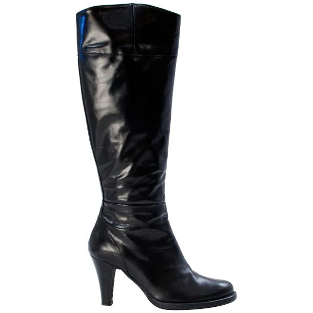 Miriam Knee-high Boot Black full-size #2