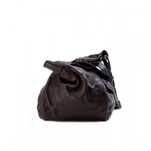 Hayes Valley Hipster Brown Handle and Shoulder Bag thumb #2