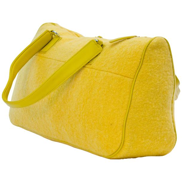 Celine Yellow Tote Handbag full-size #1