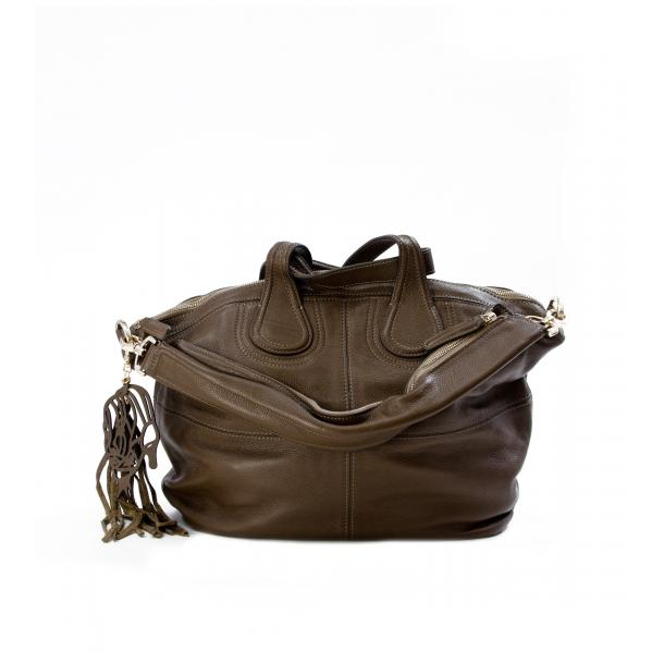 Union Street Sophistication Khaki Shoulder and Handbag thumb #1