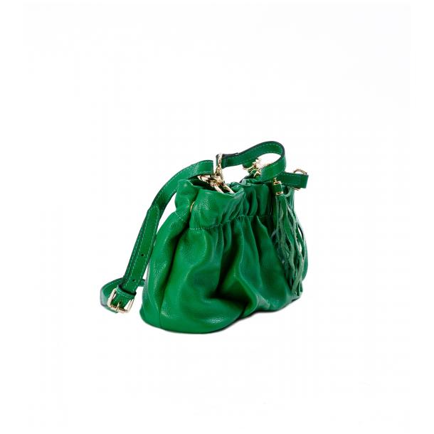 Golden Gate Park Green Handle and Shoulder Bag thumb #4