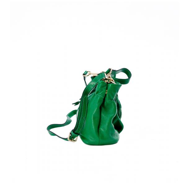 Golden Gate Park Green Handle and Shoulder Bag thumb #2