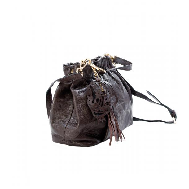 In The Mission Brown Shoulder Bag thumb #4
