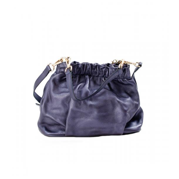 In The Mission Blue Pearl Shoulder Bag full-size #1