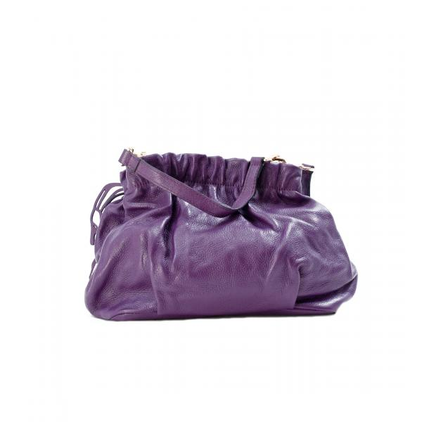 In The Mission Purple Shoulder Bag full-size #1