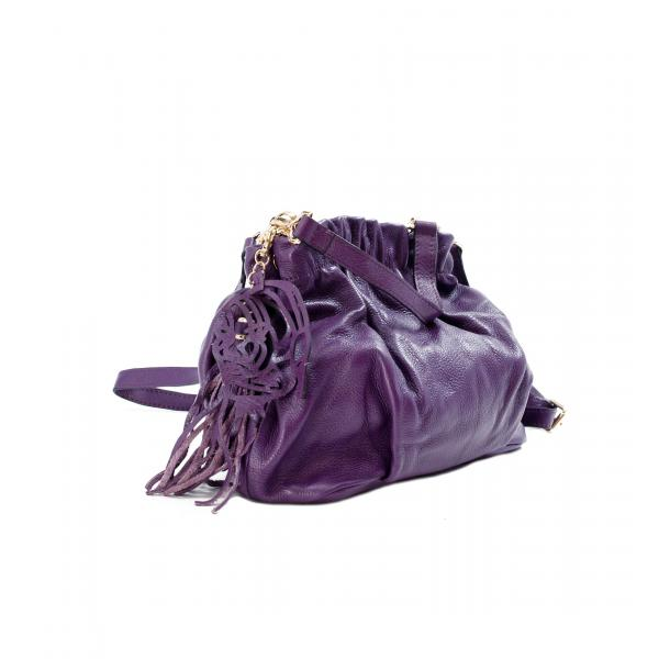 In The Mission Purple Shoulder Bag thumb #4