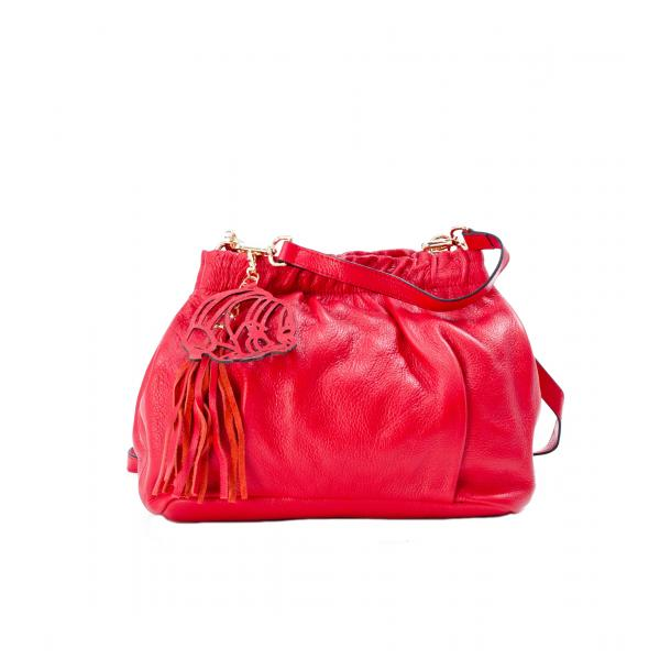 In The Mission Red Shoulder Bag full-size #1