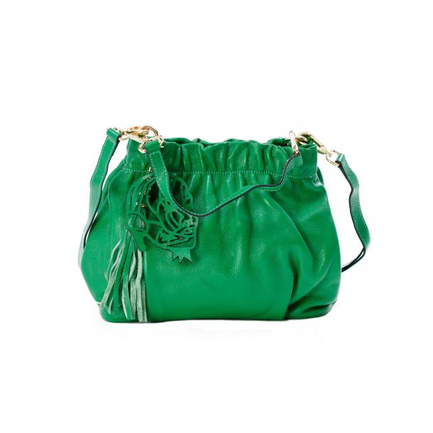 In The Mission Green Shoulder Bag thumb #1