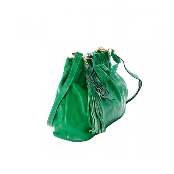 In The Mission Green Shoulder Bag thumb #4