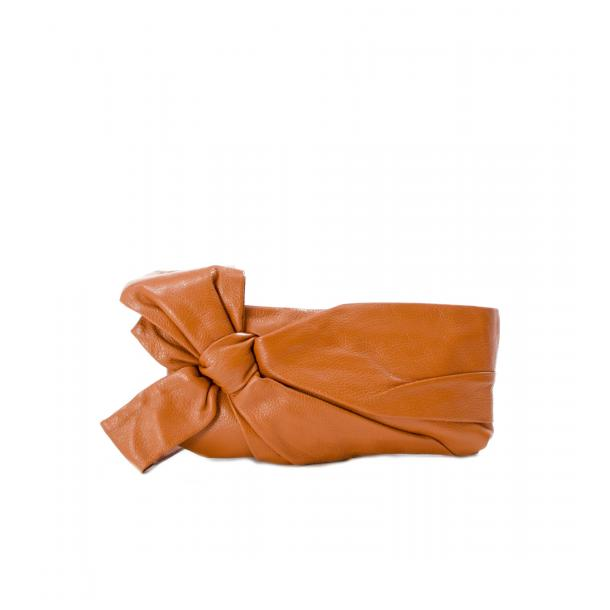 Haight-Ashbury Tan Clutch thumb #1