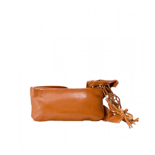 Haight-Ashbury Tan Clutch thumb #2