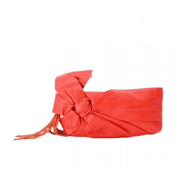 Haight-Ashbury Orange Clutch full-size #1