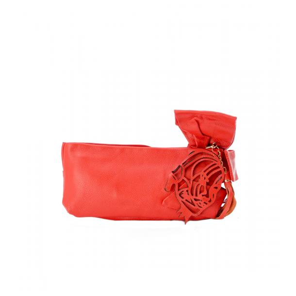 Haight-Ashbury Orange Clutch thumb #2