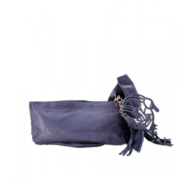 Haight-Ashbury Pearl Blue Clutch full-size #2
