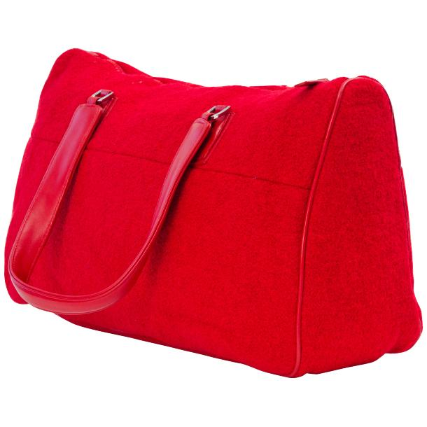 Celine Red Tote Handbag full-size #1